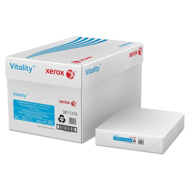Xerox Vitality 100-percent Recycled Multipurpose Printer ...