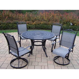 Radiance 5-piece Dining Set with Table