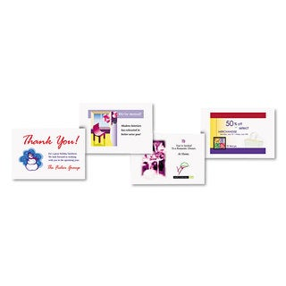 Avery Postcards for Laser Printers 4 1/4 x 5 1/2 Uncoated White 4/Sheet 200/Box