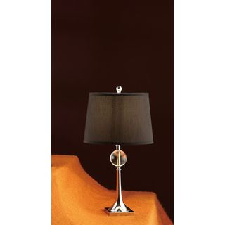 Obsidian Accent Lamp (Set of 2)