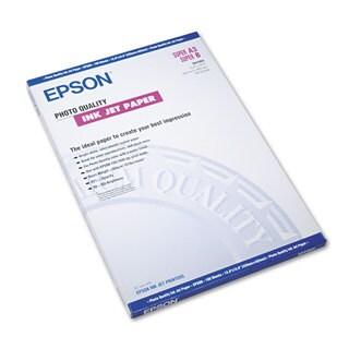 Epson Matte Presentation Paper 27-pound Matte 13 x 19 100 Sheets/Pack