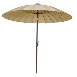 Abba Patio 8.5-foot Offset Cantilever Patio Umbrella