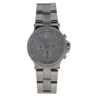 Michael Kors Gunmetal Watch MK8205