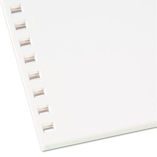 Swingline GBC ProClick Presentation Paper 8-1/2 x11 White 250 Sheets