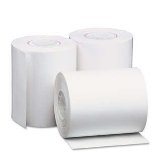 Universal One Single-Ply Thermal Paper Rolls 2 1/4-inch x 80 ft White 50/Carton