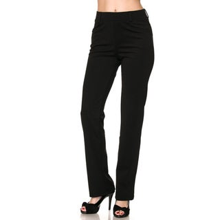 JED Women's Red Pull-On Dress Pants (4 options available)