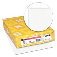 Neenah Paper CLASSIC Linen Paper 24-pound 97 Bright 8 1/2 x 11 Solar White 500 Sheets