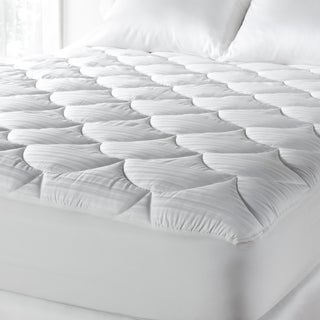 PrimaLoft 600 Thread Count Extra Plush Hypoallergenic Mattress Pad (3 options available)