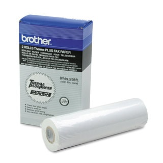 Brother 6890 ThermaPlus Paper Roll 98ft Roll 2/Pack