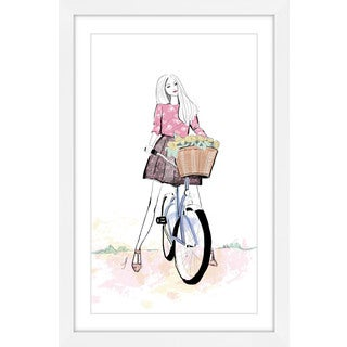 Marmont Hill - 'Kymberly' by Alison Petrie Framed Painting Print