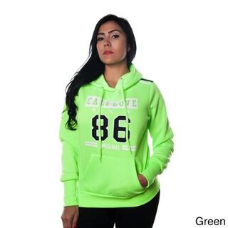 Special One Women's Fleece Double Hood Sweatshirt