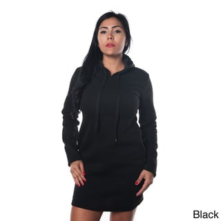 Special One Women's Multicolor Casual Mini Dress Hoodie Sweatshirt