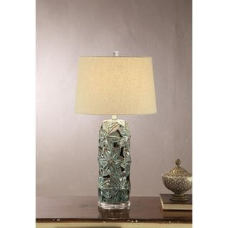 Aquamarine Accent Lamp (Set of 2)