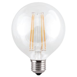 G25 LED Light Bulb, 7W= 60-Watt Equivalent 850 Lumens Clear Warm White 3000k E26 Base Dimmable (10 Pack)