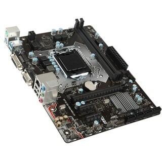 MSI H110M PRO-VD PLUS Desktop Motherboard - Intel Chipset - Socket H4