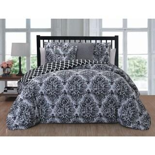Avondale Manor Teagen 5-piece Reversible Comforter Set