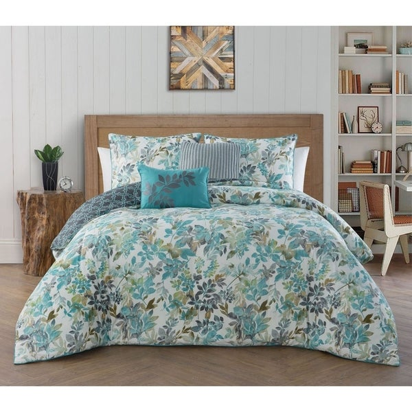 Avondale Manor Cali 5-piece Reversible Comforter Set