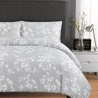 Paloma Cotton 3-Piece Duvet Cover Set (3 options available)