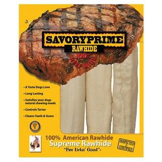 "Savory Prime 6-7"" American Retriever Roll Dog Bones"