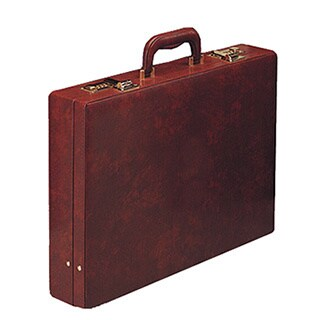 Goodhope Vinyl Attache Briefcase