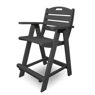 POLYWOOD Nautical Counter Chair