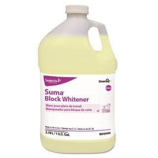 Diversey Suma Block Whitener 1 gal Bottle