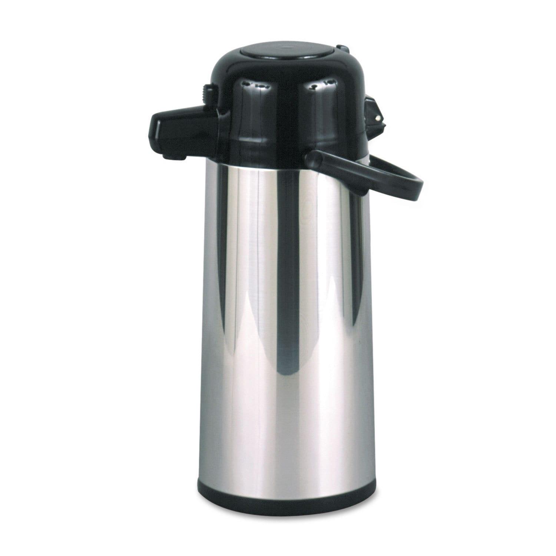 Hormel Commercial Grade 2.2L Airpot with Push-Button Pump...