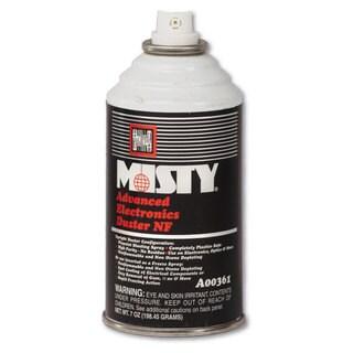 Misty Advanced Electronics Duster 12 oz. Aerosol Can 12/Carton