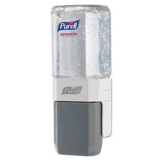 PURELL ES Everywhere System For 450 mL Refills White/Grey 8/Carton