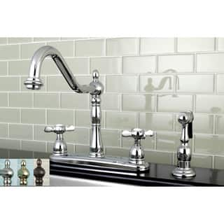 Buy Brass Finish Kitchen Faucets Online At Overstock Our