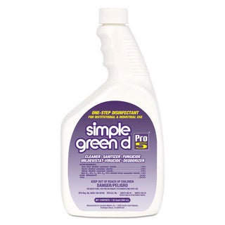 Simple Green d Pro 5 Disinfectant 1 gal Bottle