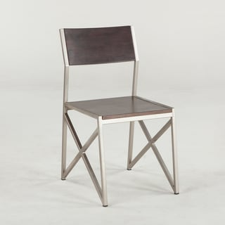 Florencia Mango Wood Dining Chair - Set of 2
