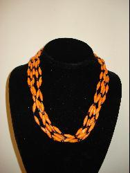 Recycled Namuwongo 5-string Paper Necklace (Uganda)