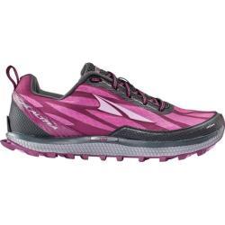 Women's Altra Footwear Superior 3 Trail Running Shoe Raspberry