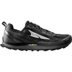 Men's Altra Footwear Superior 3 Trail Running Shoe Black/Yellow