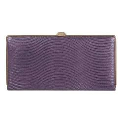 Women's Lodis Vanessa Variety Large Ballet Wallet Purple