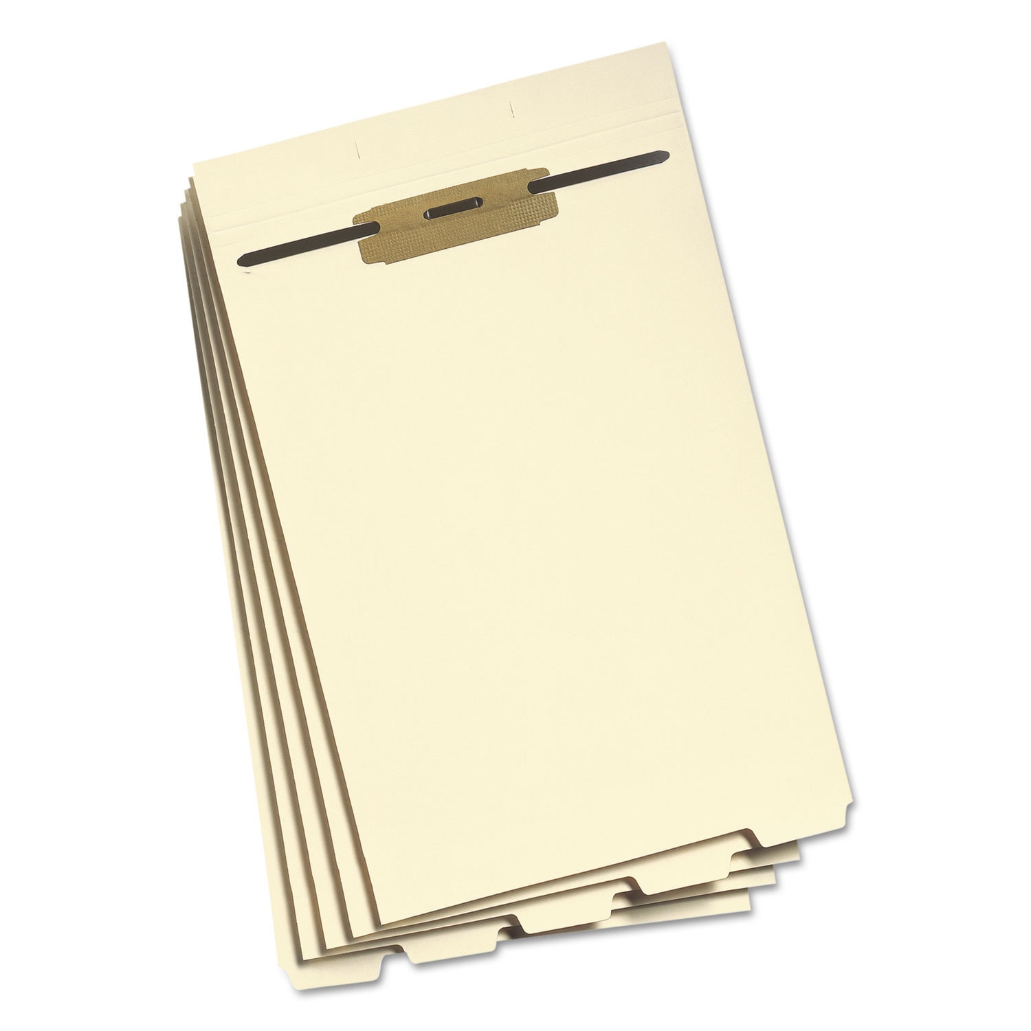 Smead Stackable End Tab Legal Size Folder Dividers with F...
