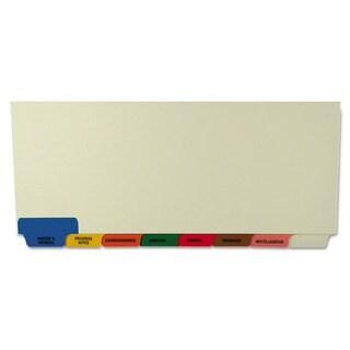 Tabbies Medical Chart Divider Sets Bottom Tab 8 1/2 x 11 3/8 40 Sets/Box