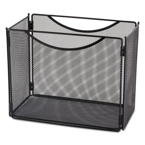 7 X 10 Storage Unit: Shop Safco Desktop File Storage Box Steel Mesh 12-1/2-inch