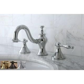 Victorian Nuovo Lever Widespread Bathroom Faucet