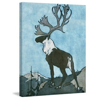 Marmont Hill - 'Wilderness' Painting Print on Wrapped Canvas