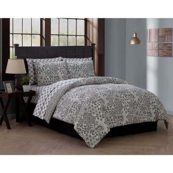 Avondale Manor Fresco 8-piece Bed in a Bag Set