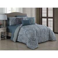 Copper Grove De Chinon 10-piece Bed in a Bag Set