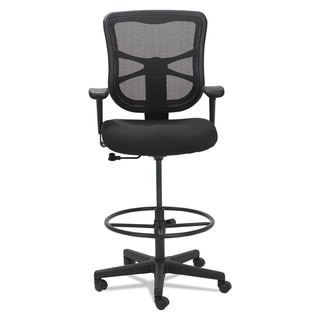 Alera Elusion Series Mesh Stool Black