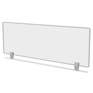 Linea Italia Trento Line Dividing Panel Polycarbonate 47-1/8 x 1 3/4 x 15-1/2 Translucent