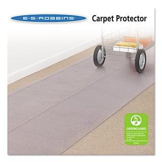ES Robbins Carpet Runner 36 x 240 Clear