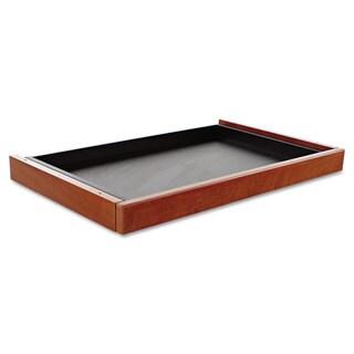 Alera Valencia Series Center Drawer 24 1/2-inch wide x 15-inch deep x 2h Medium Cherry