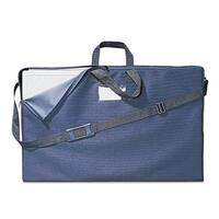 Quartet Tabletop Display Carrying Case Canvas 18 1/2-inch wide x 2 3/4-inch deep x 30-inch high Black