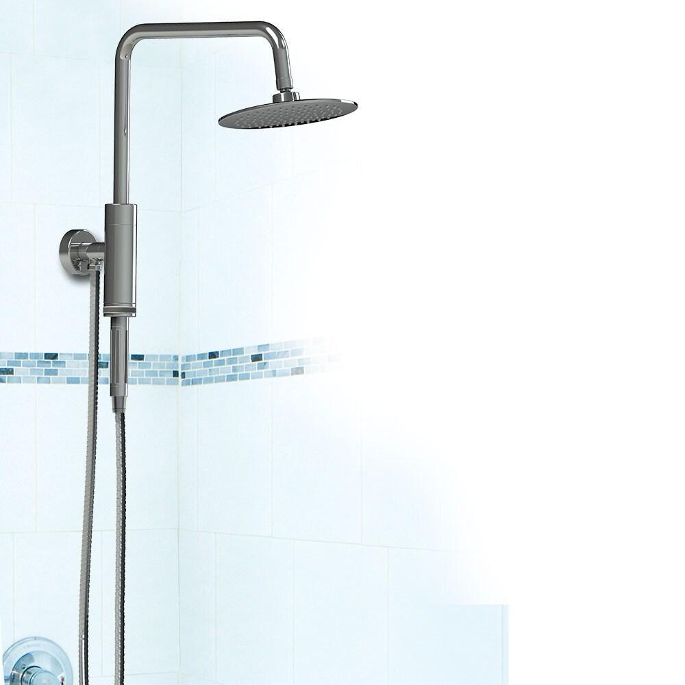 Pulse Aquarius Shower System (Aquarius Chrome), Silver