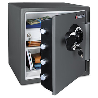 Sentry Safe Combination Water/Fire Resistant Safe 1.23 ft3 16 3/8 x 19 3/8 x 17 7/8 Grey